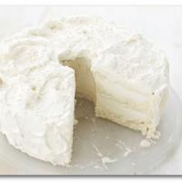 Как приготовить ванильный торт