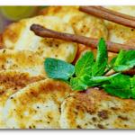 Сырники с имбирем и корицей