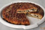 Пирог с курицей и грибами (дрожжевой)