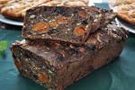 Хлеб бородинский с орехами, семечками и сухофруктами