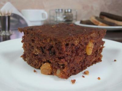 Коврижка яблочно-морковная (Заказы на торты принимаются за 3 дня)