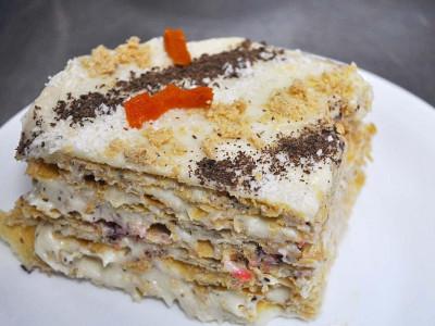 Наполеон (Заказы на торты принимаются за 3 дня)