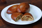 Пирожок с печенью (дрожжевой) (Заказ от 10 шт.)