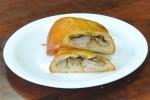 Пирожок со свининой и грибами (дрожжевой) (Заказ от 10 шт.)