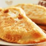 Рецепты приготовления постных чебуреков