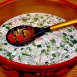 Русская кулинарная традиция