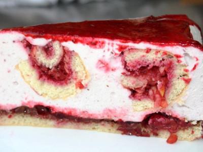 Суфле ягодное (Заказы на торты принимаются за 3 дня)